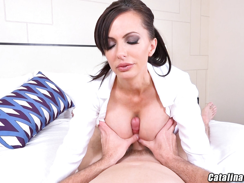 Catalina Cruz pov anal sex drilling releasing April 25, 2018
