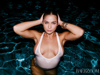 Blair Williams shown getting banged by the pool #04