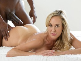 Busty milf Brandi Love enjoys a good BBC