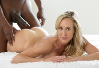 Busty milf Brandi Love enjoys a good BBC #11