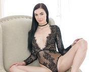 Marley Brinx enjoying big black dick #03