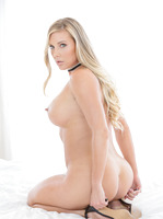 Samantha Saint opens her legs for a huge dick #04