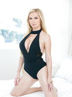 Nikki Benz is a busty blonde rammed by black dick #01