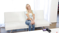 Cute blonde Alex takes her turn on the casting couch #02