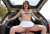 Paige Owens in Cum For A Ride #13