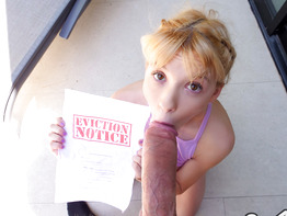 Kenzie Reeves in Eviction Prevention Creampie