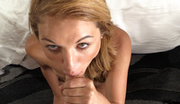 Shy first timer Hilary gives up her anal virginity on camera #09