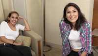 Sassy Rosana comes to fuck, and brings a friend to watch #02