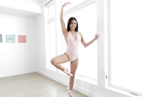 Flexible ballerina Lucy Doll shows off her moves #02