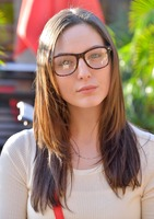 Brooke in Behind The Glasses by FTV Girls #01