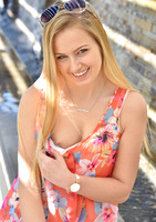 Scarlett in Cute Blonde Teen #02