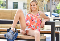 Scarlett in Cute Blonde Teen #12