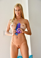 Busty milf Alexis having too much fun with her dildos #07