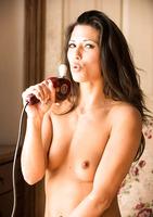 Sexy milf Alexa Tomas playing with her vibrator #08