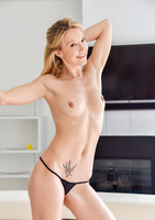 Laura is a milf posing in Shes So Eager #10