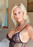 Jewel a busty milf in Classy Blonde #04