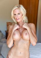 Jewel a busty milf in Classy Blonde #06