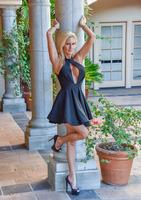 Jewel a busty milf in Classy Blonde #09