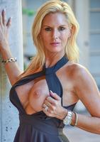 Jewel a busty milf in Classy Blonde #10