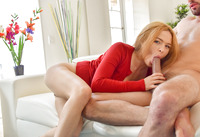 A sexy mother hits on a younger guy #07