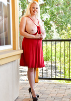 Camerona blonde milf in Blonde Busting Out #05