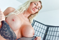 Janelle is a beautiful blonde milf showing the goods #06