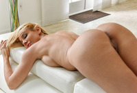 Tight bodied milf Sandy spreading her pussy #09