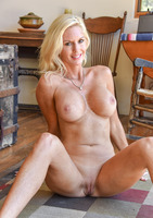 Busty fit milf Jewel getting her big breasts massaged #16