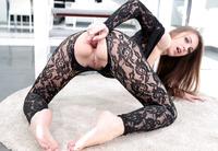Veronika Clark shown taking a deep anal creampie #05