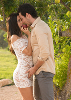 Alexa Tomas in passionate outdoor sex scene by Joymii #04