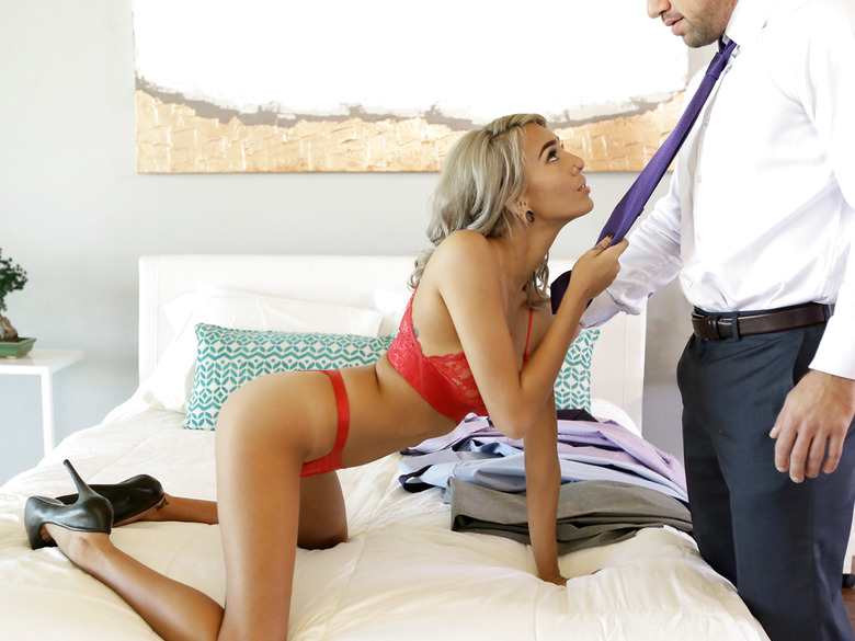 Janice Griffith in Persuasive Beauty by Nubile Films