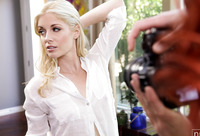 Charlotte Stokely & Elle Alexandra in Lights Camera Action #02
