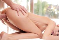 Eveline Neil shown getting a hot rub down #14