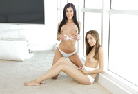 Marley Brinx and Kristina Bell in Pussy Posse by Passion-HD #01