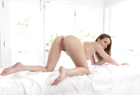Dillion Harper squirting hard all over the massage table #06