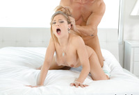 Sydney Cole in Morning Routine Getting Nailed #07