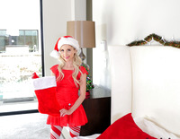 Piper Perri getting her little pussy banged in Xmas Cheer #02