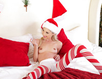 Piper Perri getting her little pussy banged in Xmas Cheer #03