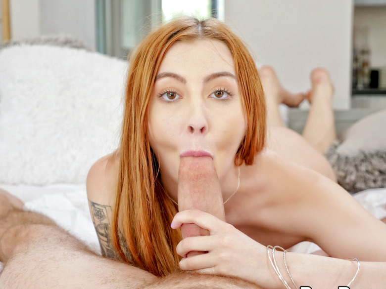 Megan Winters in Vibrator Warm Up
