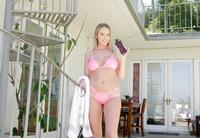Alexis Adams in Sun Tan Run Down #03