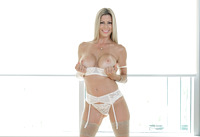 Mature babe Alexis Fawx fucked in her lingerie #01