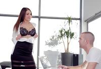 Mature babe Kitana Lure getting her tight ass stuffed #01