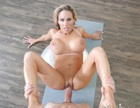 Tegan James a mature babe nailed in a Family Workout #11