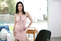Veronica Avluv is a busty mature lady seducing a younger guy #01