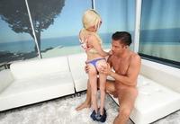 Pale skinny teen Piper Perri getting stuffed with dick #06