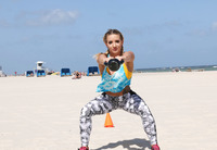 Cali Carter in The Real Workout #01