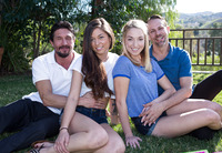 Zoe Parker And Shane Blair in Daughter Swap by Team Skeet #08