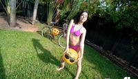 Harmony Wonders in Poolside Dildo #02