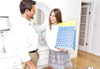 Riley Reid in Naughty Fathers Day Gift #07