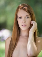 Skinny redhead Kimberly Brix really loves anal #02
